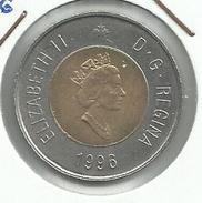 Canada_1996_2 Dolares. KM 270 - Canada