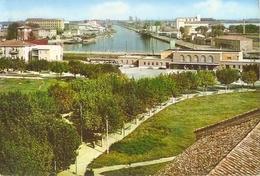 07/FG/17 - RAVENNA - Stazione Ferroviaria E Porto Canale - Ravenna
