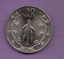 VANUATU - 50Vatu 1990 SC  KM8 - Vanuatu