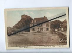 CPA  - Moisdon La Rivière - Manoir De La Forge - Moisdon La Riviere
