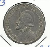 Panama_1983_1/4 De Balboa KM 11a - Panamá