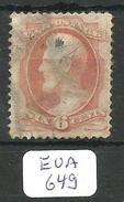 EUA Scott 159 YT 42 # - 1847-99 General Issues