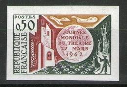 !!! N°1334 NON DENTELE NEUF ** - France