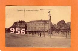 CPA * * RENNES * * Avenue De La Gare - Rennes