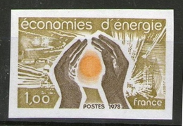 !!! N°2007 NON DENTELE NEUF ** - Frankrijk
