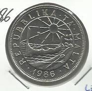 Malta_1986_1 Lira. KM#82 - Malta