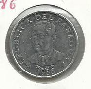 Paraguay_1986_10 Guaranies. - Paraguay