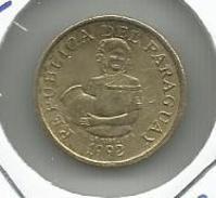 Paraguay_1992_5 Guaranies. - Paraguay