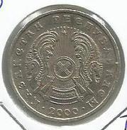 Kazajistan_2000_50 Tenge. KM #27 - Kazajstán