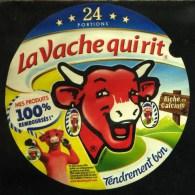 De 2013 - Etiquette LA VACHE QUI RIT - N° L76016903 - - Quesos