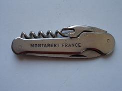 - LIMONADIER - MONTABERT FRANCE - - Apri-bottiglie/levacapsule