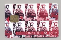 GERMANY Deutsche Telekom Telefonkarte Phonecard Telecard Chip Card 12DM ODS P 21 10 91 - Deutschland