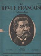 LA REVUE FRANCAISE 03 04 1927 - PAUL HAREL - POISSON D'AVRIL - MEDECINE - DETTE PUBLIQUE - PEINTRE HELLEU - CARNAVALET - - Otros