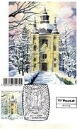 WEIHNACHTEN 2006, Ersttag-+ Sonderstempel  Christkindl 24.12.2006 - Maximum Cards
