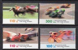 ALLEMAGNE  Timbres Neufs ** N°1863 - 1866 De 1999 ( Ref146 L )   Sport - [7] République Fédérale