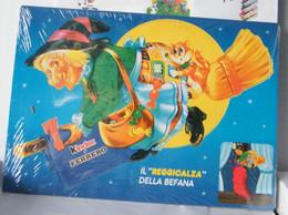 MONDOSORPRESA, (SC26) FERRERO, CARTONATO REGGICALZA BEFANA, ANNO 2000 - Otros