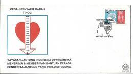 Indonesia 1978 Medicine World Health Day - Disease