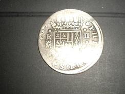 Monnaie ESPAGNE  1721- Silver PHILIPPE  II - Espagne