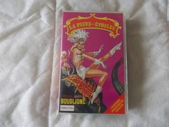 La Piste Aux étoiles Cirque Emilien Bouglione - Video Tapes (VHS)