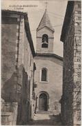 SAINT JEAN DE MARUEJOLS (30) - L'EGLISE - Autres Communes