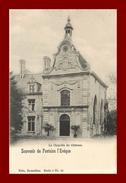 Belgique * Fontaine L'eveque * La Chapelle Du Chateau    ( Scan Recto Et Verso) - Fontaine-l'Evêque