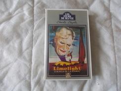 Les Feux De La Rampe Charlie Chaplin - Video Tapes (VHS)