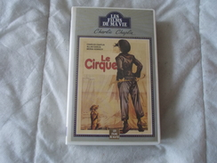 LE CIRQUE CHARLIE CHAPLIN K7 - Altri