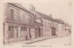 CPA:BAZOCHES-LES-GALLERANDES (45) CAISSE D'ÉPARGNE,BUREAU DE POSTE..ÉCRITE - Francia