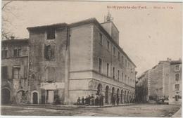 SAINT HIPPOLYTE DU FORT (30) - HOTEL DE VILLE - Andere Gemeenten