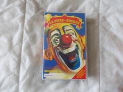 LA PISTE AUX ETOILES CIRQUE EMILIEN BOUGLIONE VOL 1 K7 - Video Tapes (VHS)