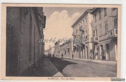 ALBENGA_Via Dei Mille_Vg 1935_Originale 100% - Savona