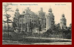 Belgique *  Vorsselaer * Le Chateau     ( Scan Recto Et Verso) - Vosselaar