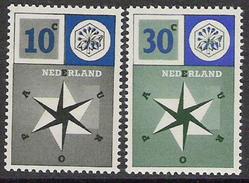 1957 Niederlande   Mi. 704-5**MNH - Europa-CEPT