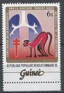 Guinea 1983. Scott #852 (MNH) Dr. Robert Koch (1843-1910), TB Bacillus * - Guinée (1958-...)