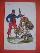 """"""" La Carte à Payer """" - Satiriques"""