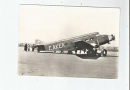 FRANCE 1931 WIBAULT 280 APPAREIL DE TRANSPORT ENTIEREMENT METALLIQUE . PASSAGERS OU FRET. VITESSE COMMERCIALE 206KM/H - 1919-1938