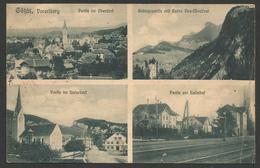 Austria-----Gotzis------old Postcard - Götzis