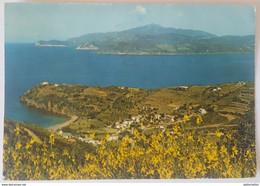 ISOLA D'ELBA - COSTA DI CAPOLIVERI Viaggiata 1971 - Italia