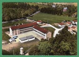 -Aube-Aix En Othe-Collège Et Colonie De Vacances-Vue Aérienne- - France