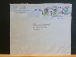 65/715  LETTER TO GERMANY PHIL. - Covers