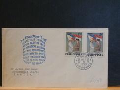 65/713 LETTER TO HOLLANDE - Briefe