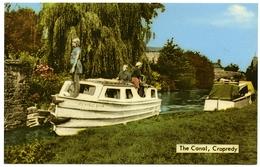CROPREDY : THE OXFORD CANAL - England
