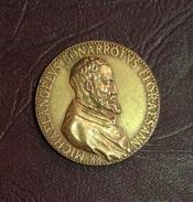 ITALIE - Firenze. Michel Ange Buonarroti. Artiste, 1475-1564. Médaille - Royaux/De Noblesse