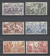 WALLIS ET FUTUNA . YT PA 5/10 Neuf ** Tchad Au Rhin 1946 - Unused Stamps