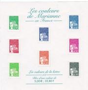 France Bloc ** Les Couleurs De Marianne . BF N°42 Cote YT 2011  13€00 - Mint/Hinged