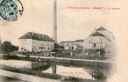 (23)  CPA  Brasey  La Sucrerie   (bon Etat) - France