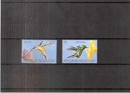 Oiseaux - Colibris - Rép.Démocratique Du Congo - 1875/76 - Série Complète - XX/MNH