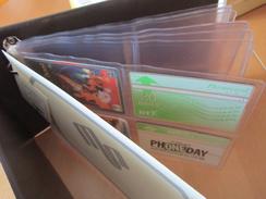 Album Schede Telefoniche MASTERPHIL (15 Fogli + 4 Schede Omaggio) - Materiale