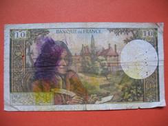 Billet De Banque  De Dix Francs Du 8/5/1969  N° 93123-Y.491 - 1962-1997 ''Francs''