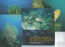 Cuba Cartoline Pesci Specie Marine - Cartoline